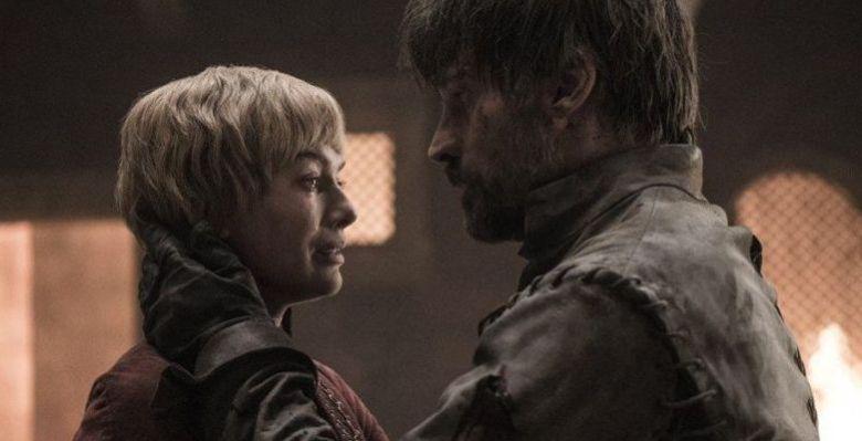 Game of Thrones 8×05 Jamie Cercei Lannister