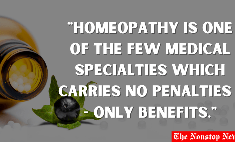 World Homeopathy Day 2021 Quotes, Wishes, Messages, Greetings, and HD Images to Share