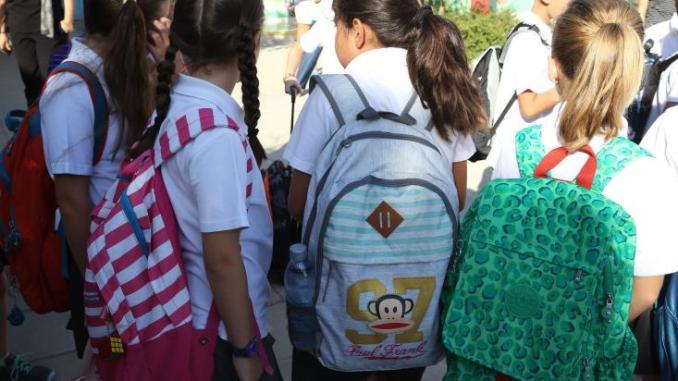 Συνεχίζονται τα έργα στην Εκπαιδευτική Περιφέρεια Λευκωσίας