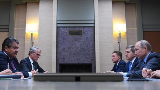 Συμμετοχή ΗΠΑ θέλει ο Πούτιν