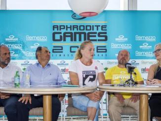 cross-fit 'Aphrodite Games 2016'