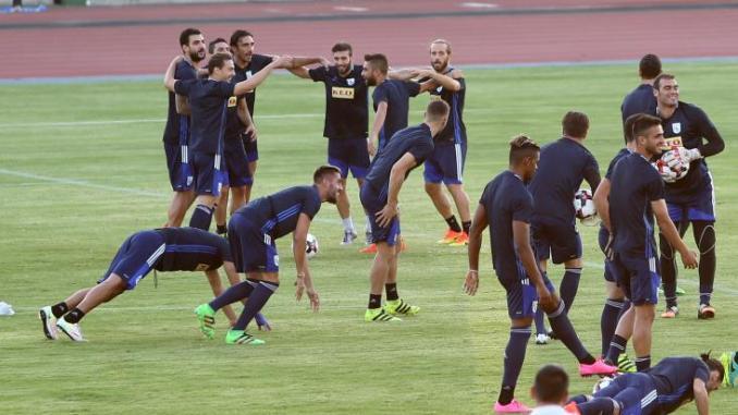 προετοιμασία της Εθνικής Κύπρου ενόψει του