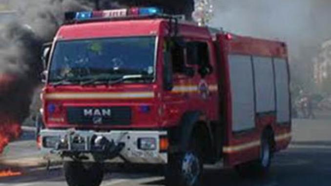 Υπό πλήρη έλεγχο η πυρκαγιά που ξέσπασε στην Παλιά Λευκωσία