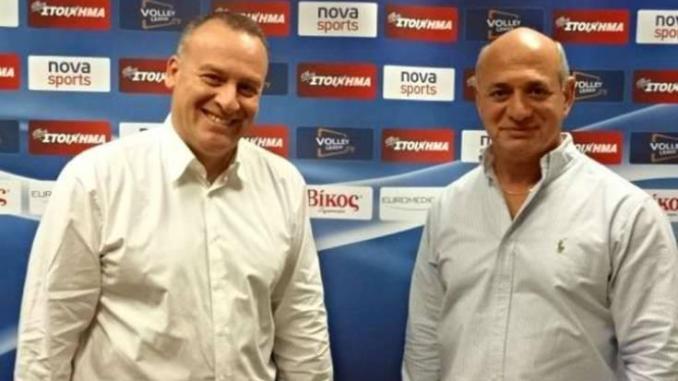 Επαφές Προέδρου ΚΟΠΕ στην Αθήνα για το Φάιναλ Φορ Λιγκ Καπ του 2017