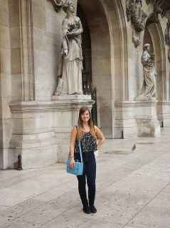 Clothes & Dreams: OOTD: Three days in Paris: Day two full outfit
