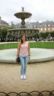 Clothes & Dreams: OOTD: Three days in Paris: Day three full outfit