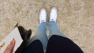 Clothes & Dreams: OOTD: Three days in Paris: Day three from where I stand