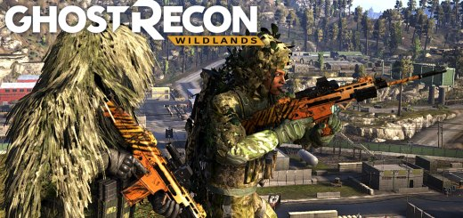 Ghost Recon: Wildlands Gameplay - TAKING AN UNIDAD BASE WITH THE MK 17 Tiger Fang