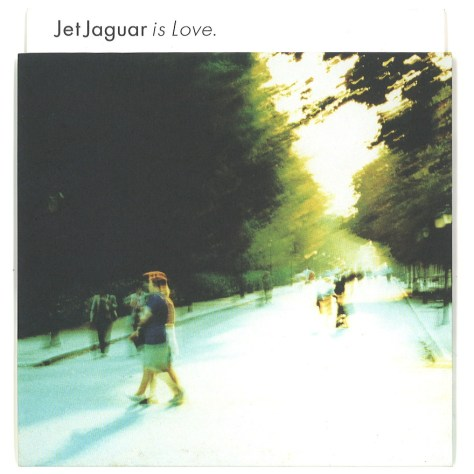 Jet Jaguar is Love CD