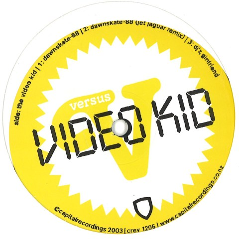Video Kid side of split 12""