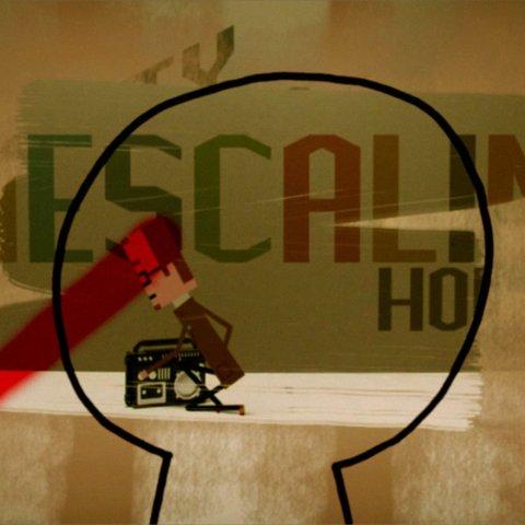 Mescaline Man video still