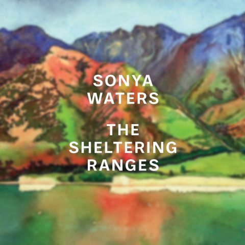 The Sheltering Ranges cover