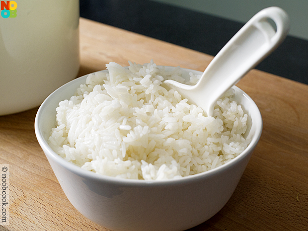 how to cook rice in a microwave