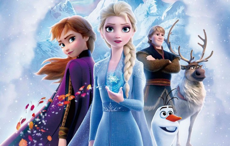 Frozen 2 movie review, all about self-discovery