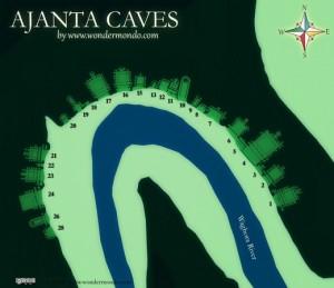 Ajanta Inde carte