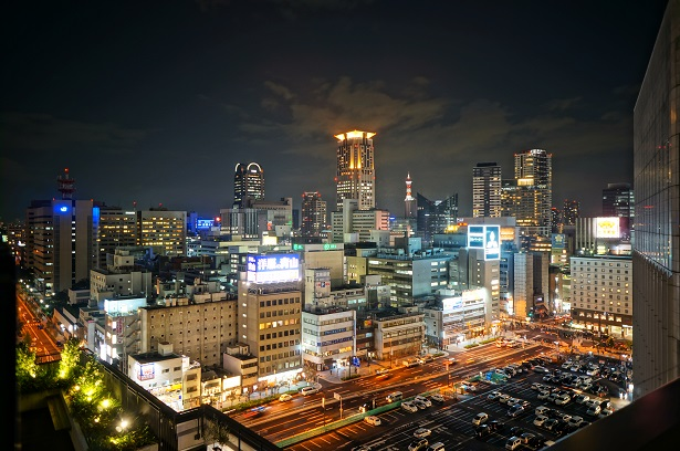 Osaka HDR