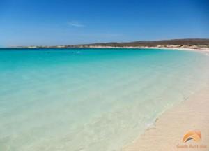 coral bay en Australie