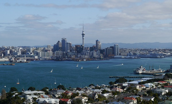 Photo Auckland Nouvelle-Zélande