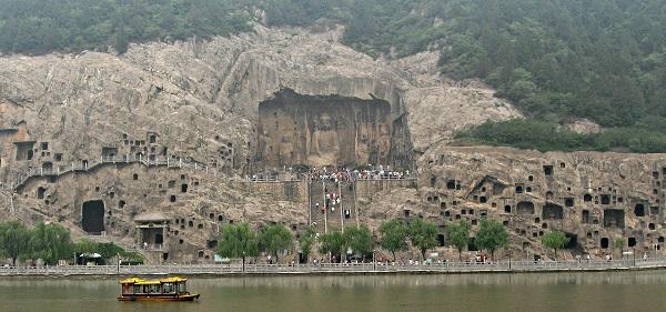 Que voir en Chine - Grottes de Longmen
