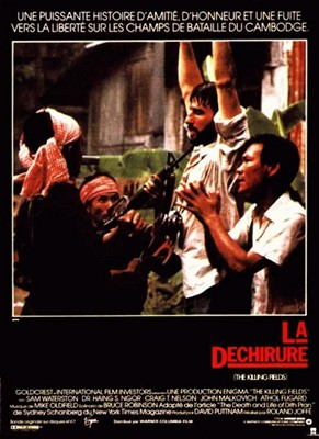 La déchirure film cambodge 1984