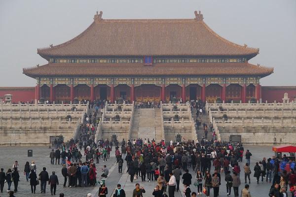 que faire en Chine - cité interdite chine photo