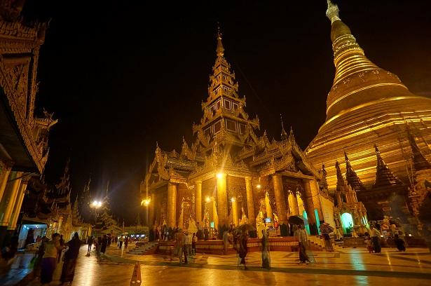 quoi voir en birmanie
