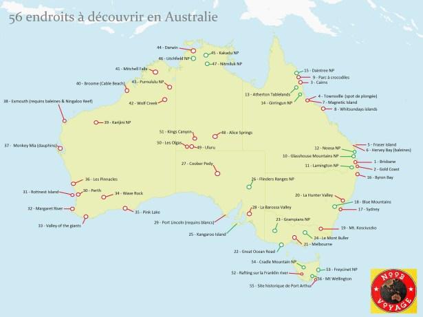 Carte Geographique Australie Gratuit Grand Format.Carte De L Australie Detaillee A Imprimer Noobvoyage Fr