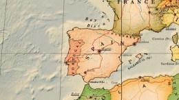 carte du portugal détaillée