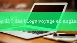 classement blog voyage anglais