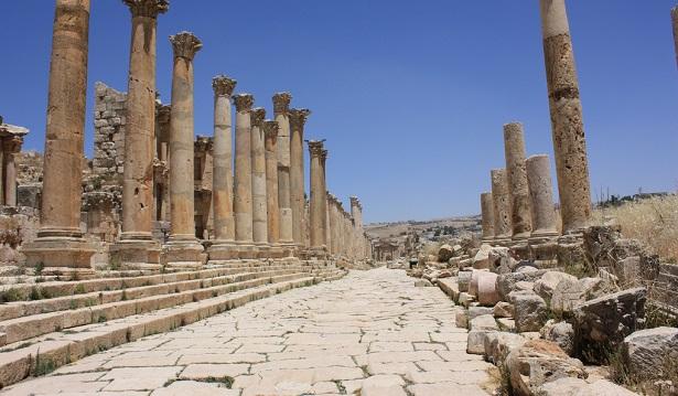 jordanie site touristique