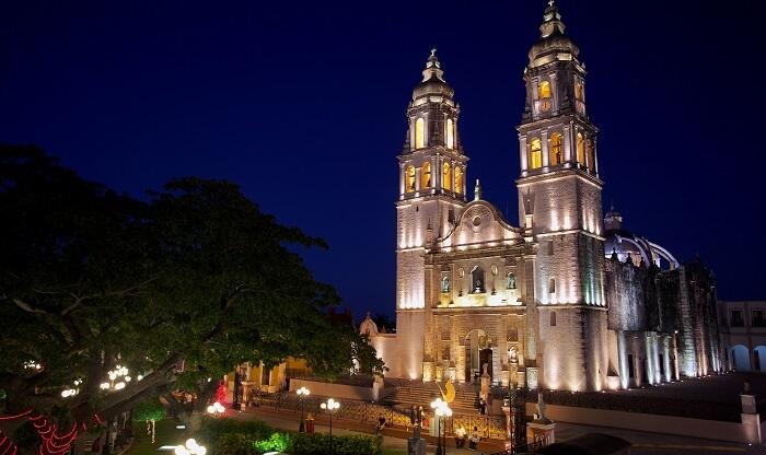 visiter yucatan mexique