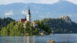lac de bled slovénie