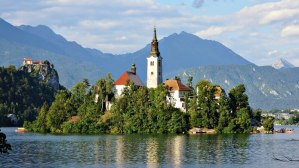 visiter la slovenie bled