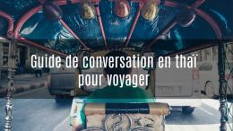guide de conversation thai