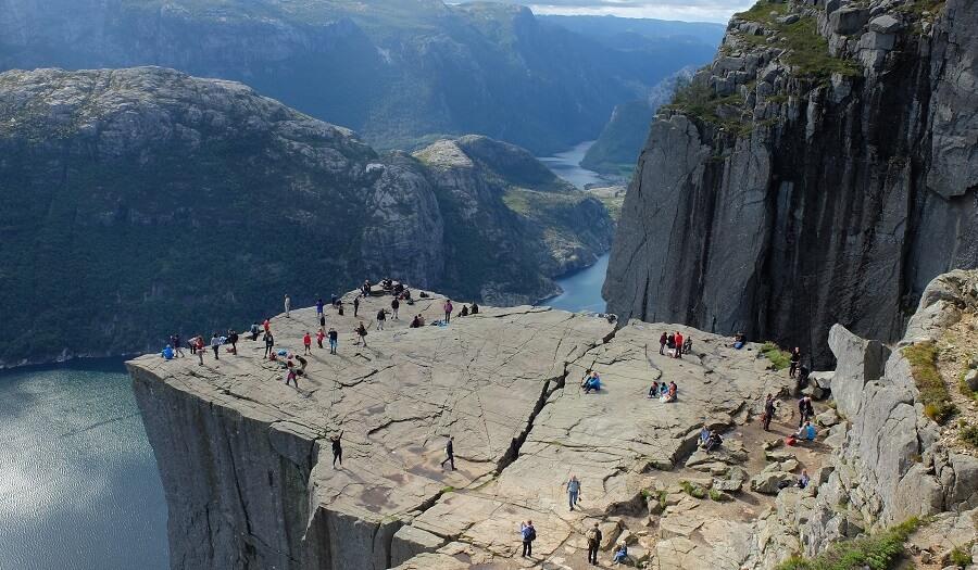 quoi voir en norvege