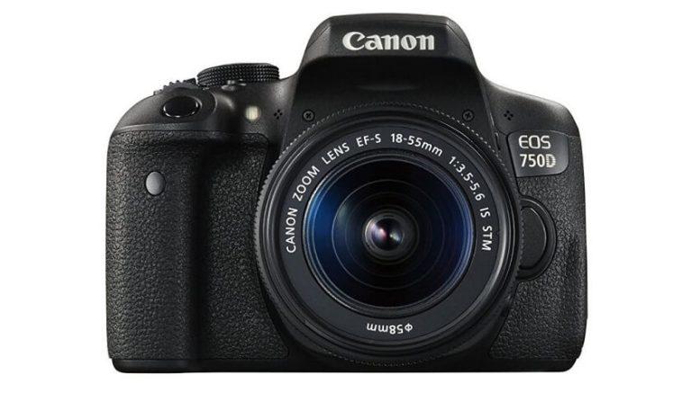 mejores objetivos para canon-eos-750d