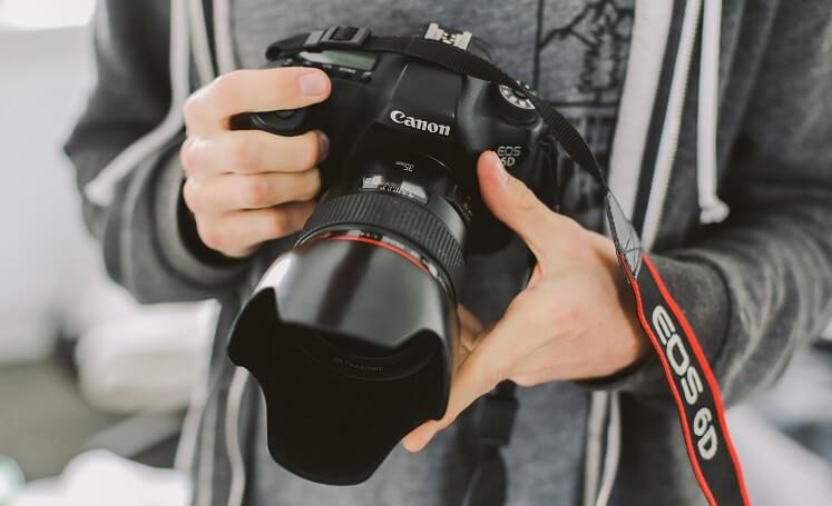 Come scegliere obiettivo Canon