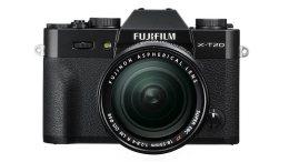 Los mejores objetivos para Fujifilm X-T20