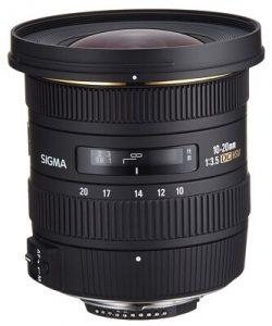meilleurs objectifs pour Nikon d3500