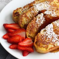 Ultimate Vegan French Toast with Aquafaba