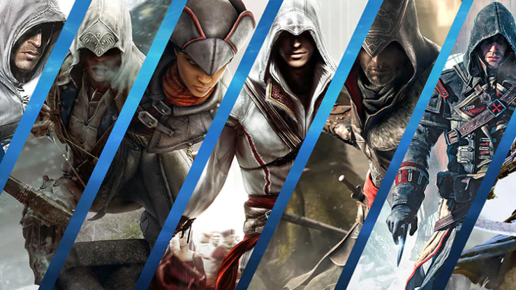 Assassin's Creed - Protagonist Compilation