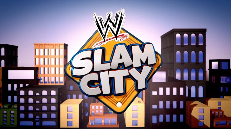 Slam City Logo