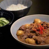 Massaman curry, de lekkerste van allemaal