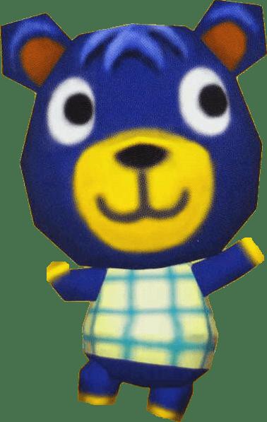 Poncho - Nookipedia, the Animal Crossing wiki