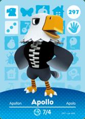 Apollo Nookipedia The Animal Crossing Wiki