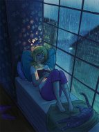 a-booklovers-books-rain-night-cat-cozy-readers