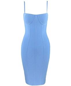 Produktbild Kleid blau