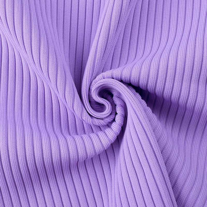 Produktbild Trägerkleid lila Detailaufnahme