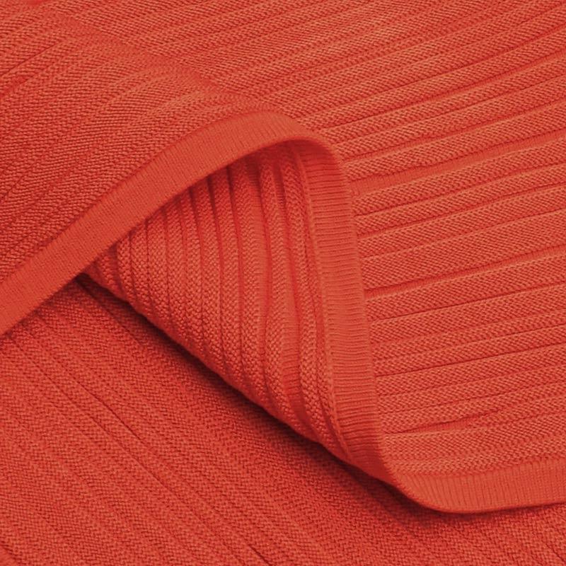 Materialaufnahme Oberteil in orange