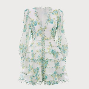 Produktbild Sommerkleid Blumen